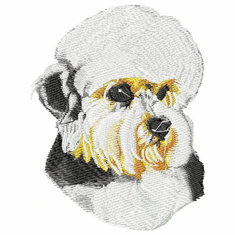 dandie004 Dandie Dinmont Terrier (small or large design)