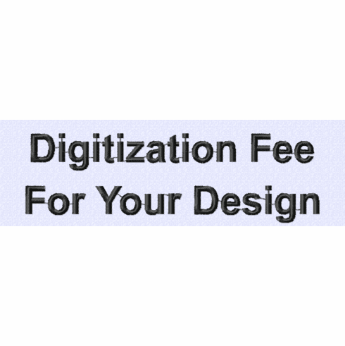 Digitization Fee