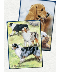 Dog Breed Playing Cards