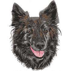 dutchshepherd002 Dutch Shepherd (small or large design)