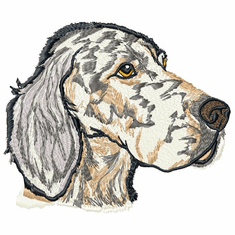 engsetter002 English Setter (small or large design)