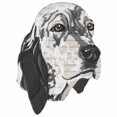 engsetter003 English Setter (small or large design)