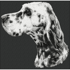 engsetter005 English Setter (small or large design)