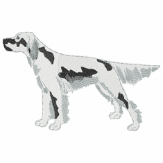 engsetter007 English Setter (small or large design)