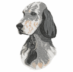 engsetter021 English Setter (small or large design)
