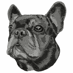 frenchbull001 French Bulldog (small or large design)