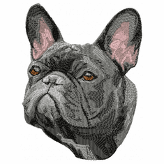 frenchbull007 French Bulldog (small or large design)