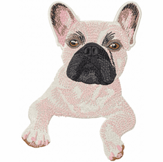 frenchbull016 French Bulldog (small or large design)