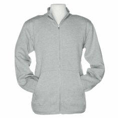 Full Zip Crewneck Fleece