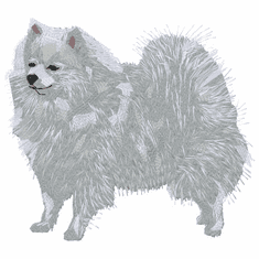 germanspitz007 German Spitz (small or large design)