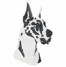 greatdane002 Great Dane (small or large design)