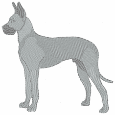 greatdane005 Great Dane (small or large design)