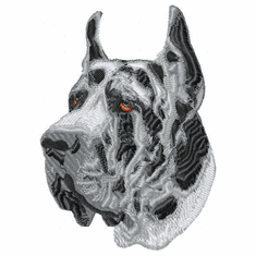 greatdane040 Great Dane (small or large design)