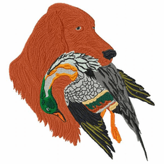 irishsetter027 Irish Setter (small or large design)