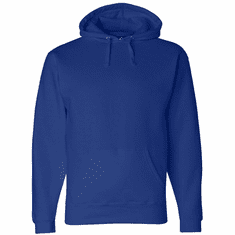 J. American Premium Pullover Hoodie with small or large design