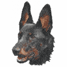 kelpie001 Kelpie  (small or large design)