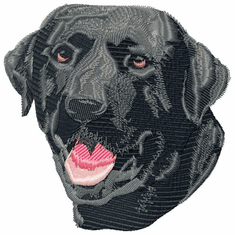 lab001 Labrador Retriever (small or large design)
