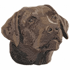 lab004 Labrador Retriever (small or large design)