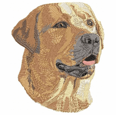 lab032 Labrador Retriever (small or large design)