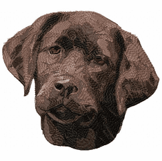 lab106 Labrador Retriever (small or large design)