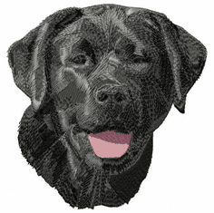 lab107 Labrador Retriever (small or large design)