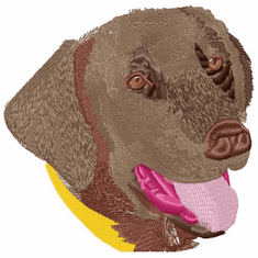 lab111 Labrador Retriever (small or large design)