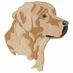 lab115 Labrador Retriever (small or large design)