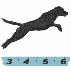 lab119 Labrador Retriever (small or large design)