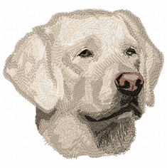 lab121 Labrador Retriever (small or large design)