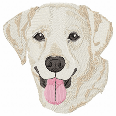 lab132 Labrador Retriever (small or large design)