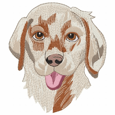 lab135 Labrador Retriever (small or large design)