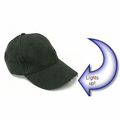 Lighted Cap
