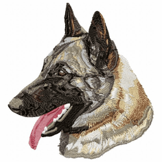 malinois001 Belgian Malinois (small or large design)