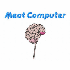 Meat Computer (small or large design)