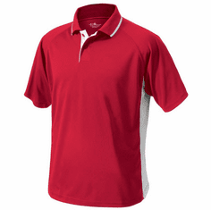 Men's Wicking Polo with design