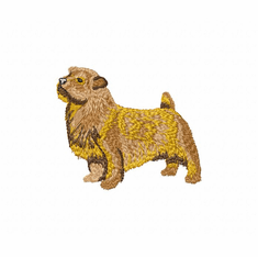 norfolk002 Norfolk Terrier (small or large design)