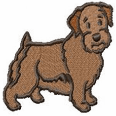 norfolk006s Norfolk Terrier (small or large design)