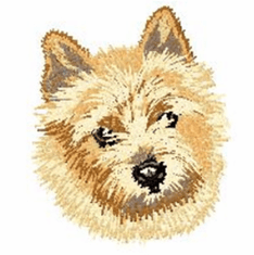 norwich008 Norwich Terrier (small or large design)