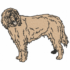 oh003 Otterhound (small or large design)
