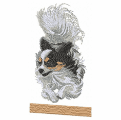 pap011 Papillon (small or large design)