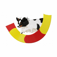 pap015 Papillon (small or large design)