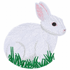 rabbit010 Rabbit (small or large design)
