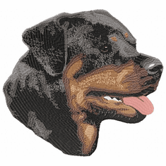 rott001 Rottweiler (small or large design)