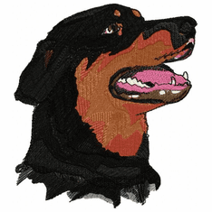 rott007 Rottweiler (small or large design)