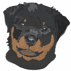 rott008 Rottweiler (small or large design)