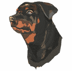 rott012 Rottweiler (small or large design)