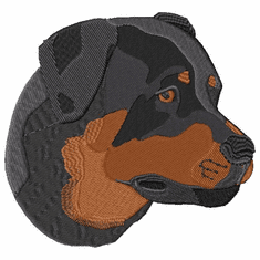 rott015 Rottweiler (small or large design)