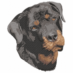 rott020 Rottweiler (small or large design)