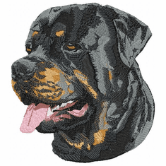 rott023 Rottweiler (small or large design)