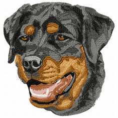 rott024 Rottweiler (small or large design)